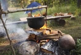 Excellentes recettes de camping pour tous ceux qui aiment manger.