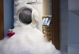 6 étapes pour venir à bout d'une laveuse qui fuit