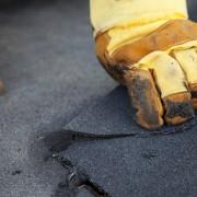 Comment réparer une toiture de caoutchouc