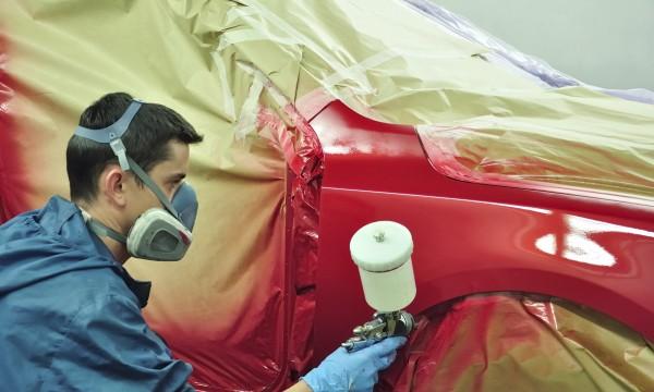 Comment peindre votre voiture