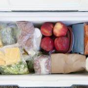 Trucs pour remplir la glacière et garder les aliments au frais