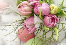 5 trucs pour créer un centre de table attrayant pour Pâques
