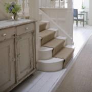 Quoi de mieux pour les escaliers: le tapis ou le bois?