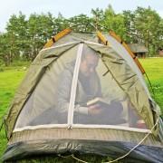 4 trucs pour garder les insectes hors de votre tente