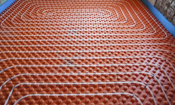 Les options de plancher pour votre système de plancher chauffant
