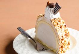 Recevoir des invités: préparerun gâteau glacé au beurre d'arachide