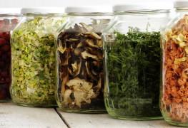 Conservez vos aliments grâce aux techniques de séchage
