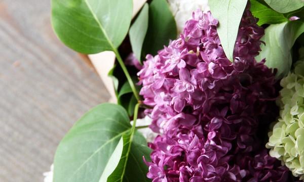 confectionner un bouquet de lilas | trucs pratiques
