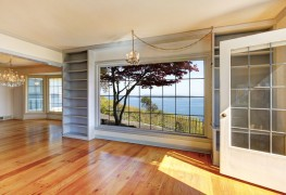 5 étapes pour vendre une maison vide