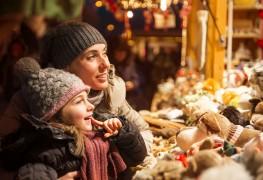 Visitez les marchés de Noël de Montréal