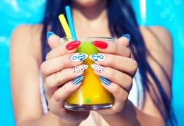 6 nouvelles tendances «nail art» en vogue à tester cet été