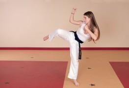 Améliorer la confiance en soi grâce auxarts martiaux