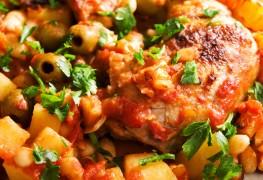 Recette de casserole de poulet à la mexicaine
