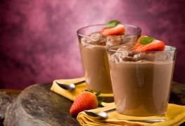 2 variantes pour des délicieux desserts crémeux