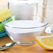 5 produits d'entretien naturels