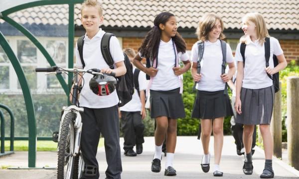 3 façons de préparer son enfant à une nouvelle école