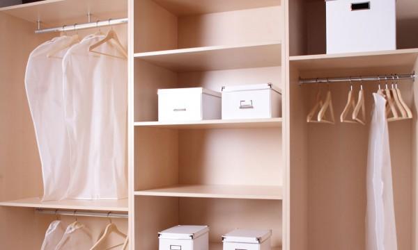 Augmentez votre espace de rangement avec un range placard - Rangement chaussures dans placard ...
