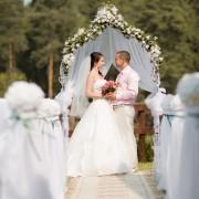 4 conseils pour un mariage à l'extérieur