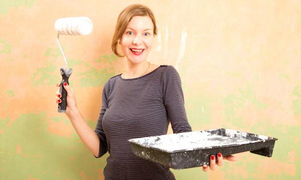 3 conseils pourentretenirdes murs peints