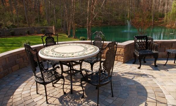 4 options de meubles de terrasse