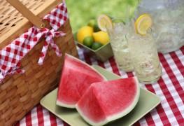 10 choix alimentaires sains pour votre pique-nique