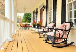 Conseils d'entretien pour votre porche