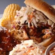 Au souper ce soir: porc effiloché sur le barbecue