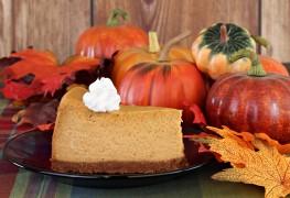Délice d'automne: gâteau au fromage, citrouille et gingembre