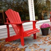 Comment entretenir le mobilier de terrasse en hiver?