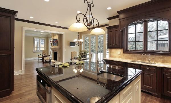 6 tapes pour changer rapidement un comptoir de cuisine ou de salle de bain trucs pratiques - Comptoir pour cuisine ...
