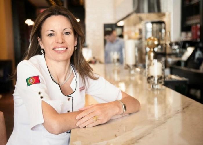 C'est en juin 2012 que Helena Loureiro ouvrait son restaurant éponyme, Restaurant Helena.