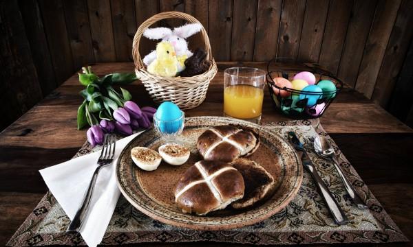 Organisez le meilleur brunch de Pâques de tous les temps