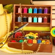L'ABC de la boîte à couture et de la réparation des vêtements