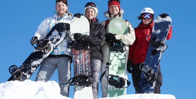 4 conseils pour garantir sasécurité en pratiquant de laplancheà neige