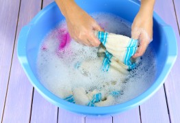 7 conseils pour enlever les taches des tissus lavables