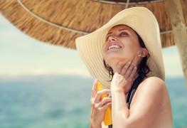 4 façons de contrer des problèmes de peau fréquents en été