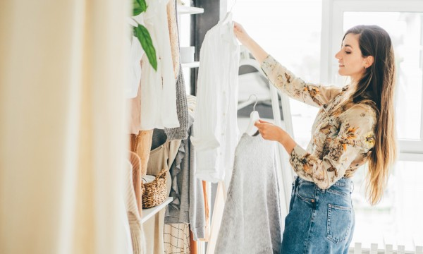 5 façons de créer une garde-robe durable