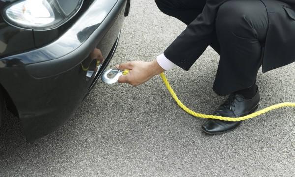 Que faire si votre voiture a besoin d'être remorquée?