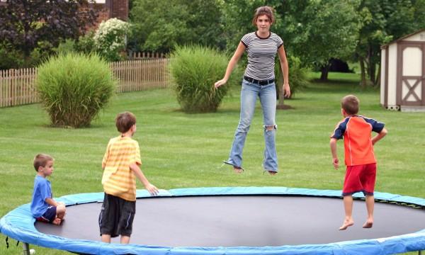 Guide d'achat par excellence d'un trampoline