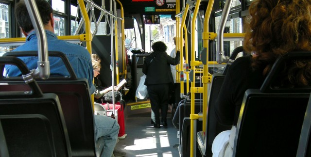 5 bonnes raisons d'utiliser les transports en commun