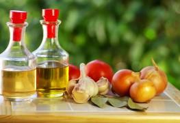 Comment conserverdes aliments dans du vinaigre