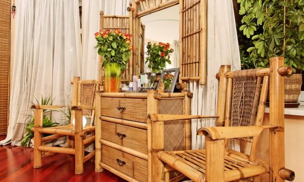 La bonne façon de prendre soin des meubles en osier | Trucs pratiques