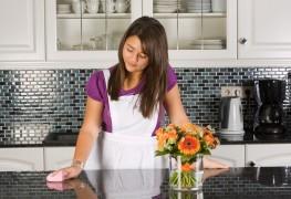 4 astuces pour une cuisine propre
