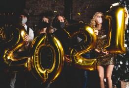 6 façons amusantes et créatives de célébrer le Nouvel An 2021