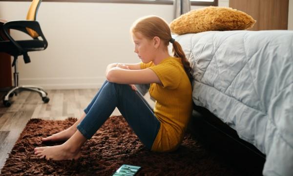 Reconnaître les signes de dépression chez les enfants
