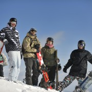 Trouver de l'équipement de protection pour la planche à neige